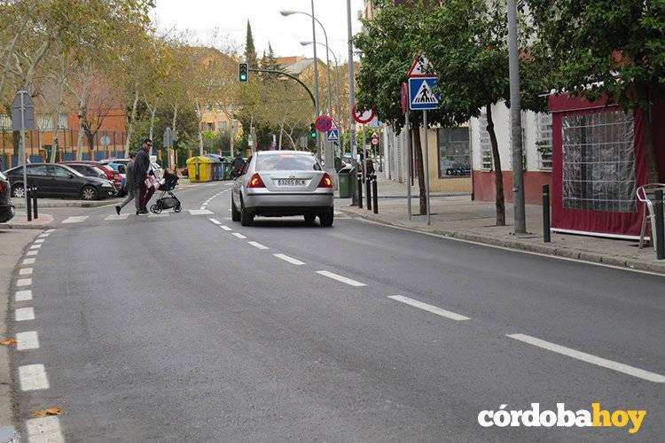 El Ayuntamiento elimina las barreras del barrio y reforma Virgen de las Angustias