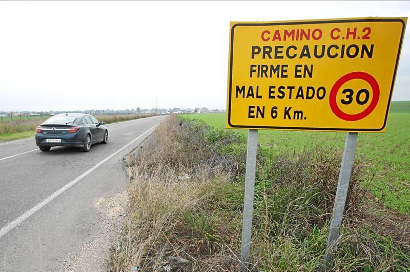 El Higuerón recibe garantías para la reforma de la CH-2