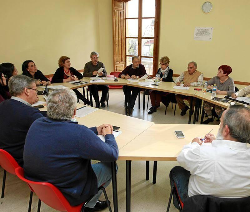 Reclaman a Junta y Ayuntamiento el proyecto definitivo del Marrubial