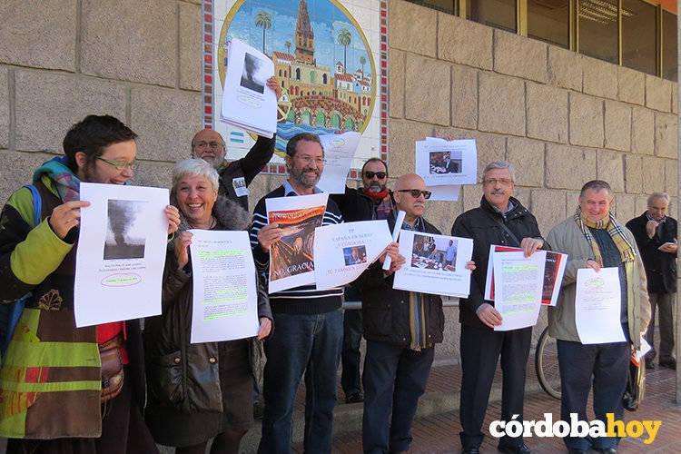 La Plataforma Córdoba Aire Limpio organiza un encuentro contra la incineración en las cementeras