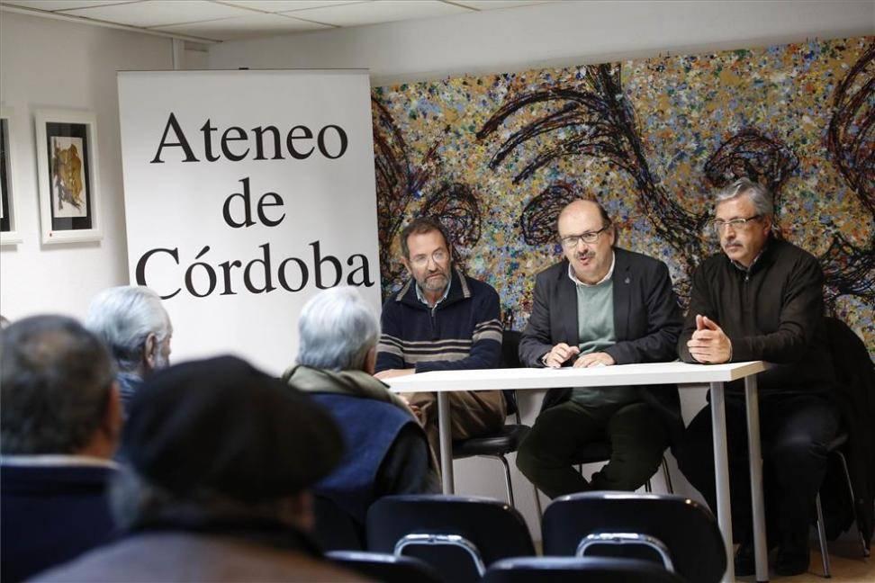 Nace en Córdoba la Coordinadora Andaluza por el Aire Limpio
