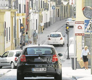 Los vecinos de Alfaros apoyan el traslado de la cámara a la calle