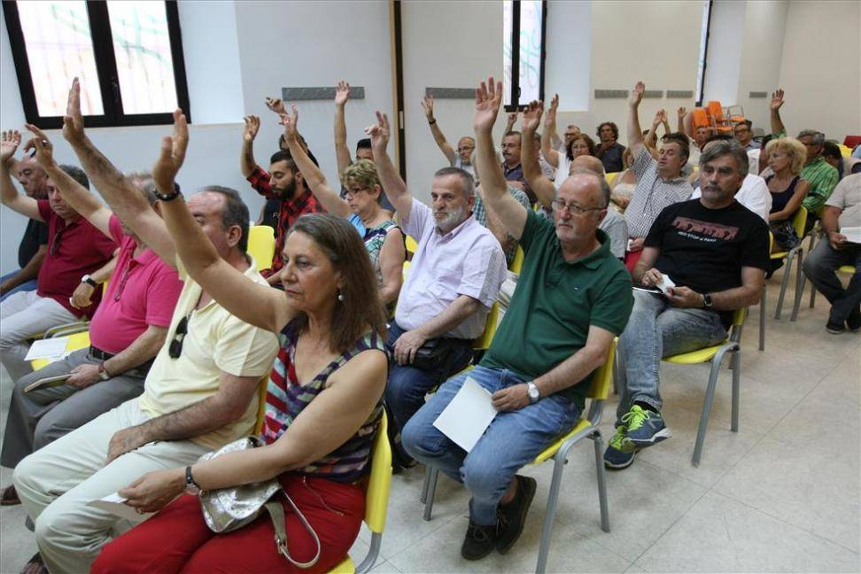 Juan Andrés de Gracia, elegido presidente del Consejo Ciudadano casi por unanimidad