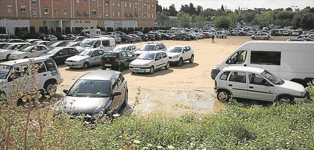 Poniente sur exige el aparcamiento de vistalegre