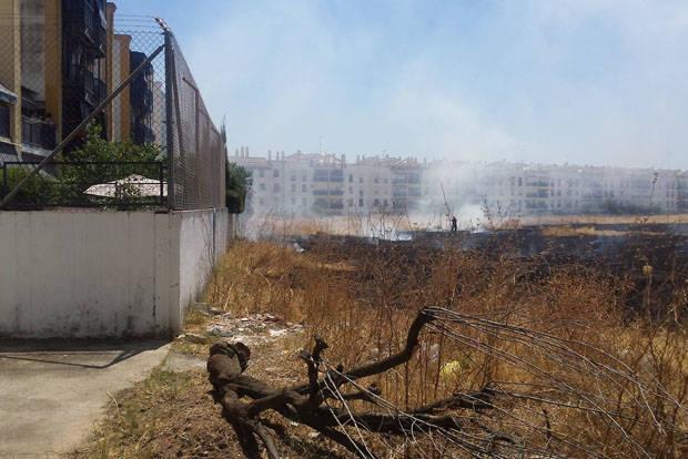Denuncian el abandono en Huerta de Santa Isabel