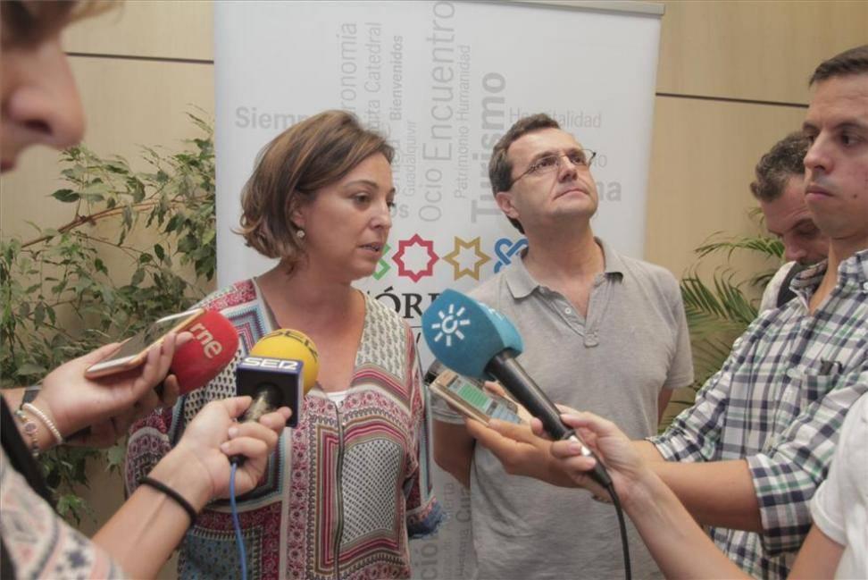 La alcaldesa valora positivamente retirada de la innovación del PGOU del consejo rector de Urbanismo