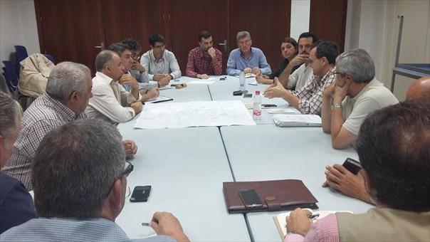 IU estudiará las medidas vecinales para dar servicios a parcelaciones