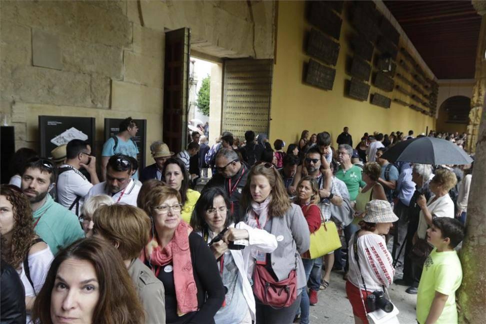 La Plataforma Mezquita Catedral no quiere que las entradas se vendan en el Obispado