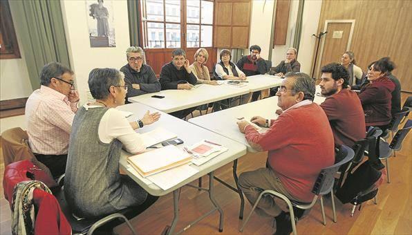 El Consejo de Distrito Centro insta a Urbanismo a agilizar las obras del casco