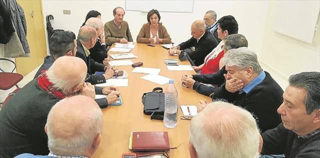 El Consistorio abre a la participación la reforma de Ronda del Marrubial