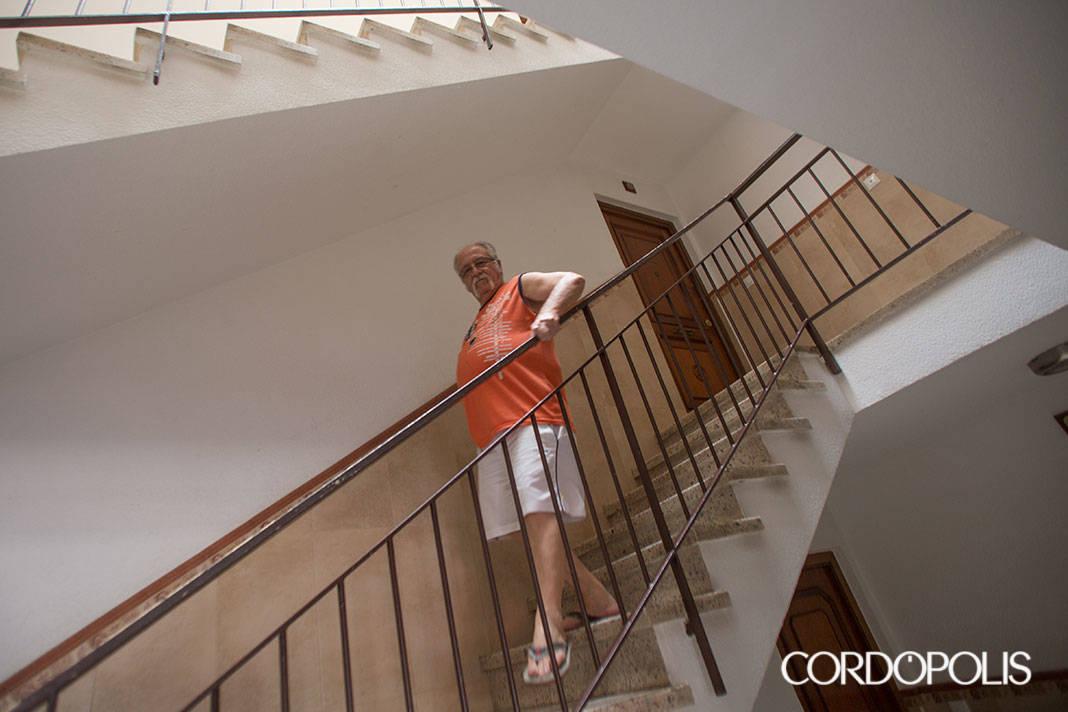 Córdoba tiene un millar de edificios sin ascensor, según un estudio