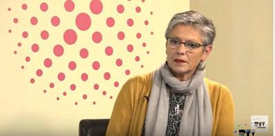 Entrevista Juana Pérez, Presidenta Distrito Centro de Córdoba