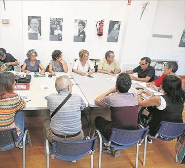 Los colectivos decidirán las obras del Centro más urgentes