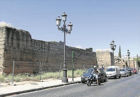 El movimiento ciudadano rechaza que 'parcheen' Ronda del Marrubial