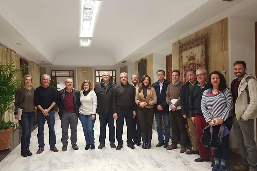 José Rojas dirigirá la comisión local de la memoria histórica