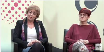 Entrevista a Dulce Rodríguez y Flor Argentina Mejías (Asociación de Mujeres Marianne)