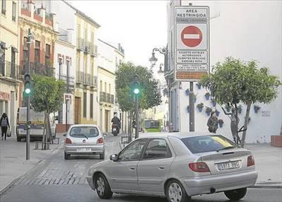 La comisión que abordará el plan de tráfico será a principios de abril