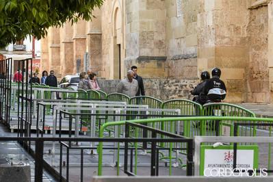"""""""Indignación"""" vecinal tras conocer el plan de movilidad de Semana Santa"""