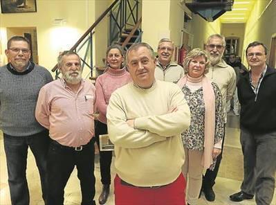 La federación de vecinos nombra a Toledano presidente por unanimidad