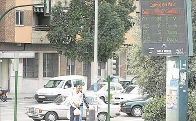 La mala calidad del aire de Córdoba, un serio aviso