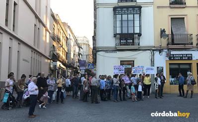 Córdoba Accesible advierte del caos en Las Tendillas con el nuevo plan de tráfico