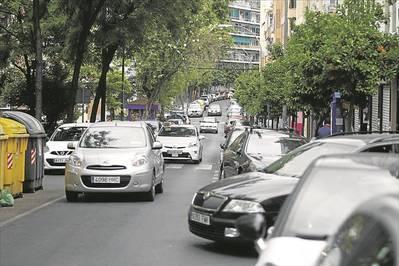 Veladores y peatonalizaciones