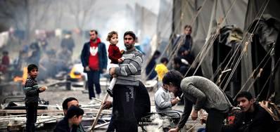 La Federación de Vecinos organiza una bienvenida a los refugiados en Córdoba