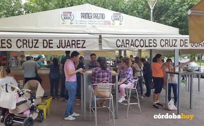 El Movimiento Ciudadano a favor de la regularización de puestos de caracoles