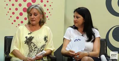 Entrevista a Mariló Damián y Lola Porras, sobre el Día de la Vecindad del Distrito Sur