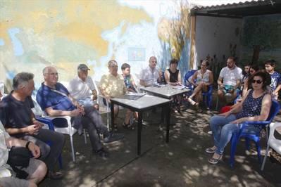 Los vecinos piden gestionar el colegio Luciana Centeno