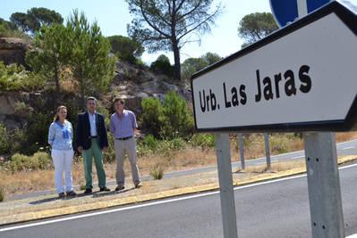"""El Ayuntamiento reconoce que los vecinos de Las Jaras """"llevan razón"""""""