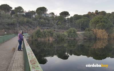 El agua vuelve a Las Jaras… pero con otro color