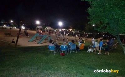 La Noche Verde volverá a llenar de actividades el Parque de La Asomadilla