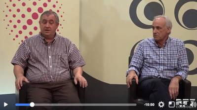 Entrevista a Antonio Toledano y Juan Estévez ( F. Al-zahara) sobre cortes de agua en Las Jaras