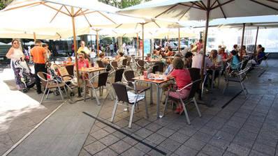 Urbanismo acota los veladores del bulevar y reunirá la mesa el día 13