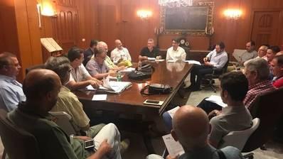 El Ayuntamiento revisará la tasa de veladores en septiembre