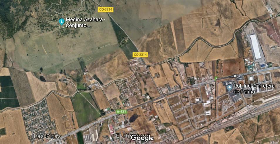 El movimiento ciudadano defiende las parcelas en Medina Azahara