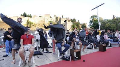 """Málaga reducirá a """"lo indispensable"""" la cifra de eventos en el Centro"""