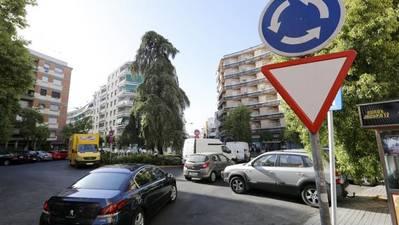 La pérdida de aparcamientos centra las dudas sobre la peatonalización de Ciudad Jardín