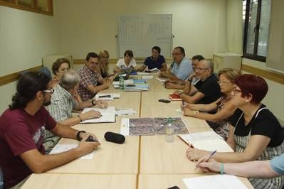 Poniente Sur estima «insuficiente» el plan para peatonalizar Ciudad Jardín