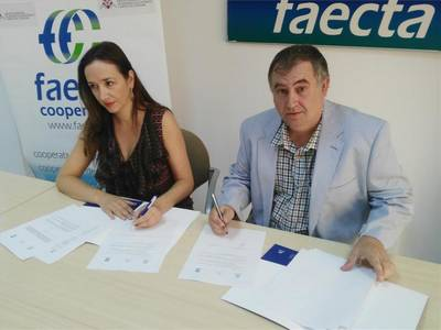 Faecta y Al-Zahara fomentan el cooperativismo en los barrios