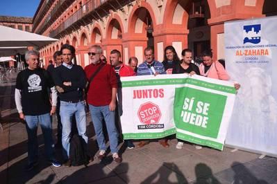 Piden a la Junta que no lleve los desahucios de viviendas sociales por la vía penal