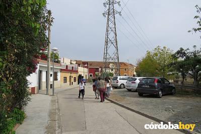 Al-Zahara exige a Movilidad que rectifique ordenación de accesos barrio de San Rafael de la Albaida