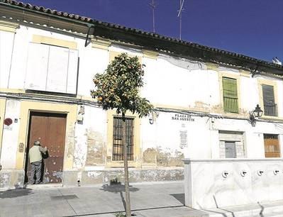 Dos casas olvidadas en San Agustín