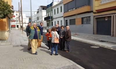 Finaliza la intervención en Cobo de Guzmán en el marco del plan Mi Barrio es Córdoba