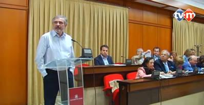 Vídeo: Sesión 06/18 Ordinaria de Pleno Municipal del 15 de Mayo de 2018