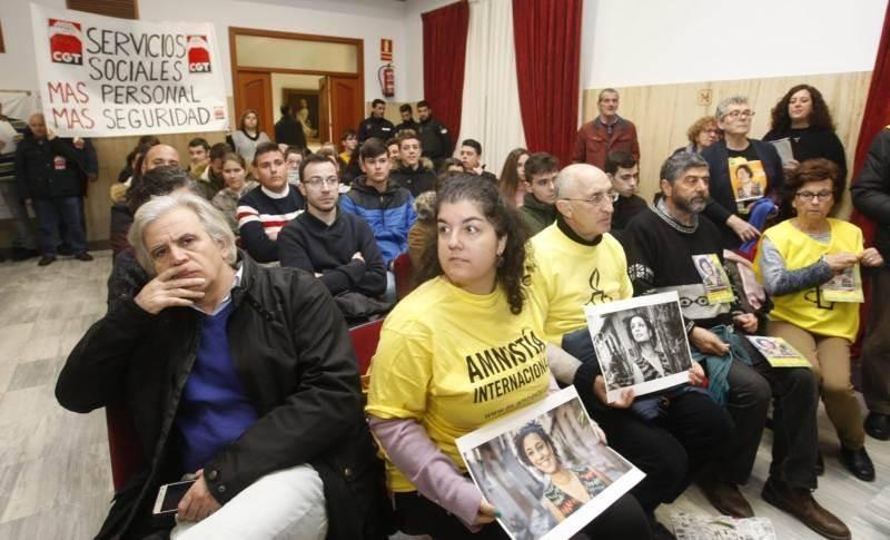 Protestan por la situación de los Servicios Sociales municipales