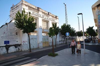 LOS BARRIOS DE CÓRDOBA, CAMPO DE LA VERDAD Piden la recuperación de San Eulogio como equipamiento