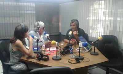 Entrevista a Eugenio Rosas, de la A.V. Palmera en ¡Qué tal! ¿Cómo estamos? 23-06-18