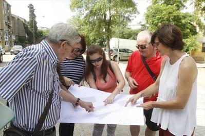 El Ayuntamiento consensúa con vecinos la reforma de la calle Manuel Sagrado